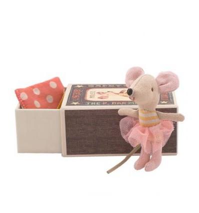 Myszka MAileg w pudełku prezent pod poduszkę