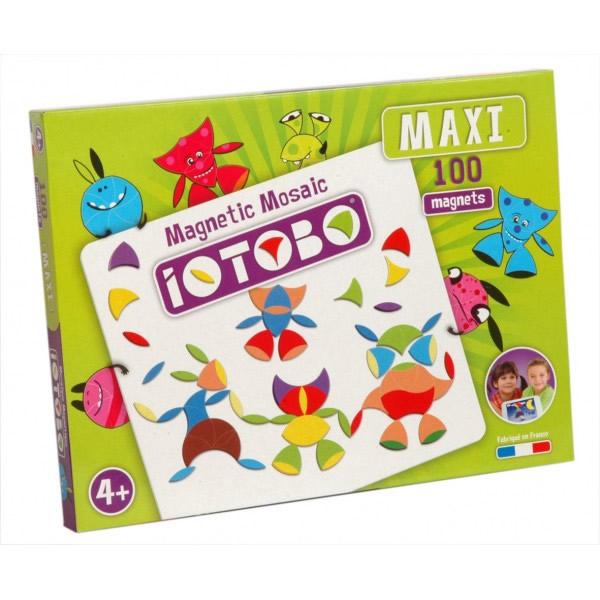 Rozwijająca kreatywna mozaika magnetyczna Iotobo
