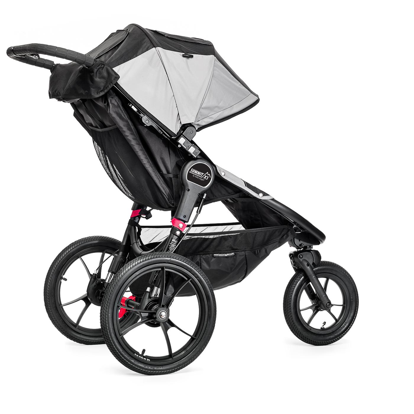 Wózek na dużych kołach Baby Jogger Summit X3