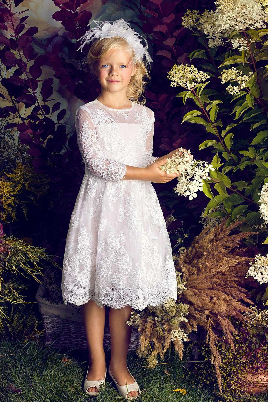 d15f0736b4 Eleganckie i oryginalne sukienki komunijne - Fajne Dla Dzieci