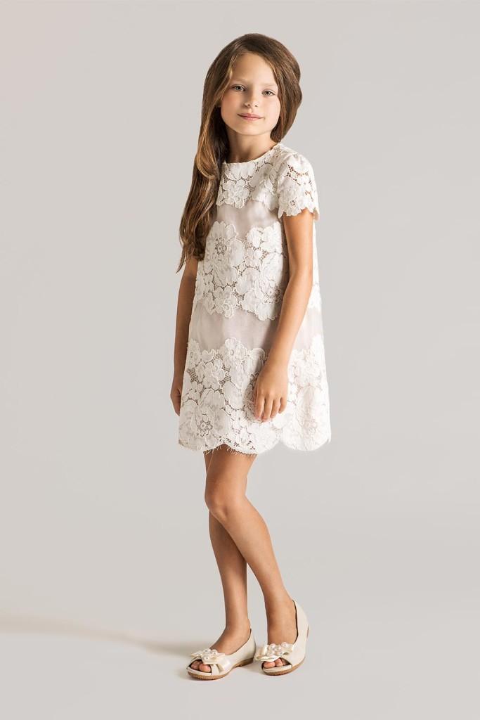 Eleganckie i oryginalne sukienki komunijne