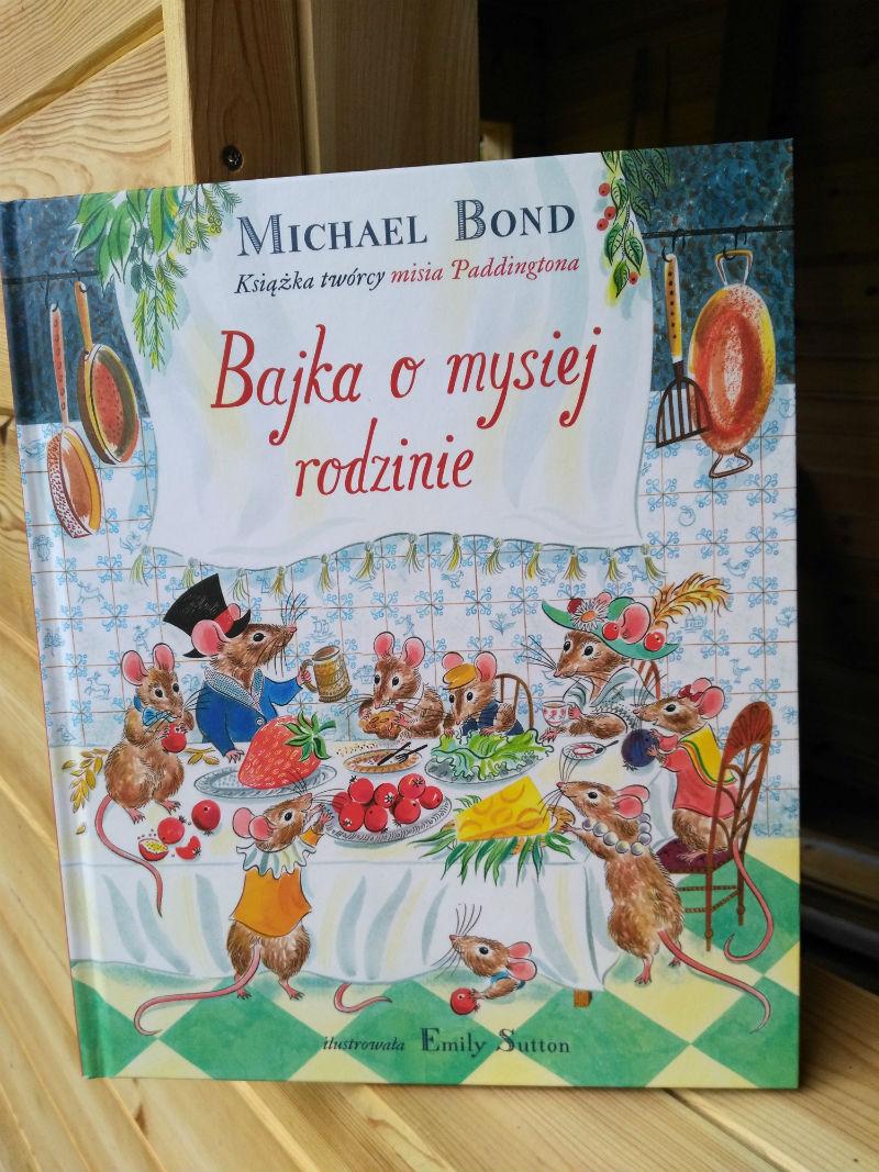książka na dobranoc dla trzylatka czterolatka