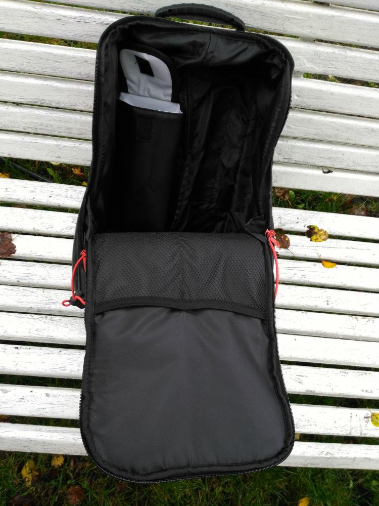 plecak z kieszenią termiczną