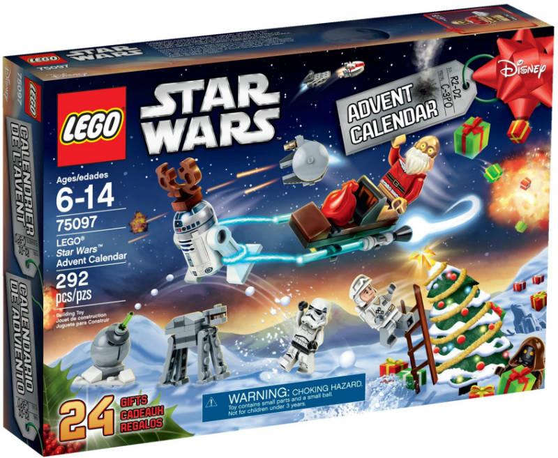 75097-kalendarz adwentowy lego star wars