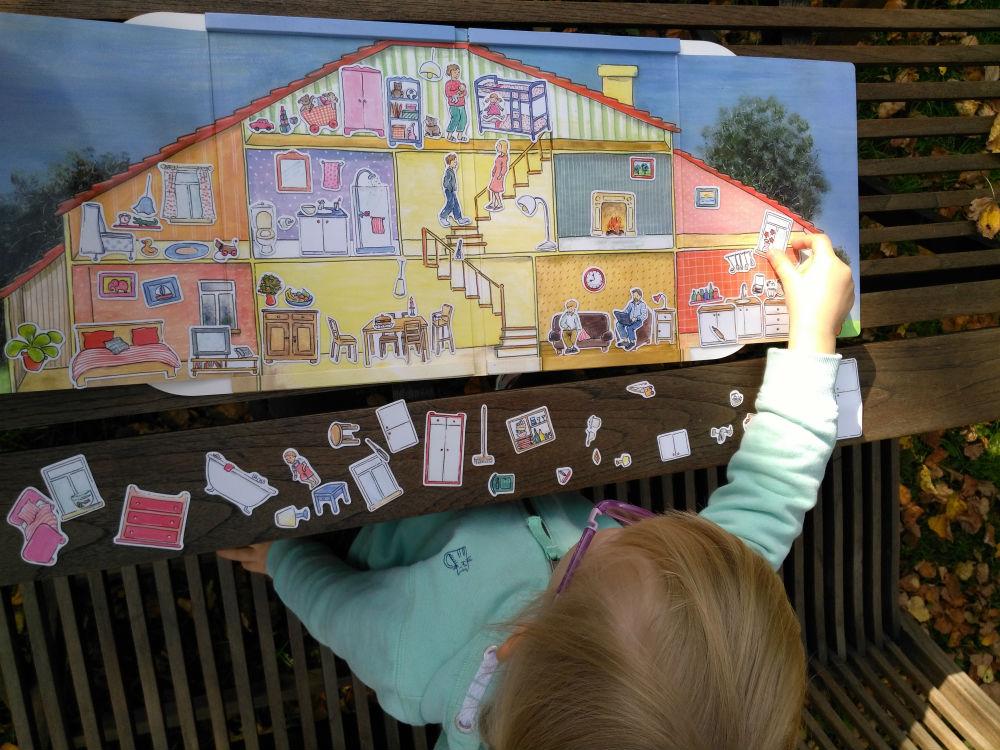kreatywna układanka dla dzieci