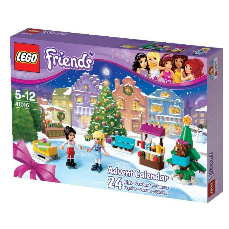 kalendarz adwentowy lego friends 41016