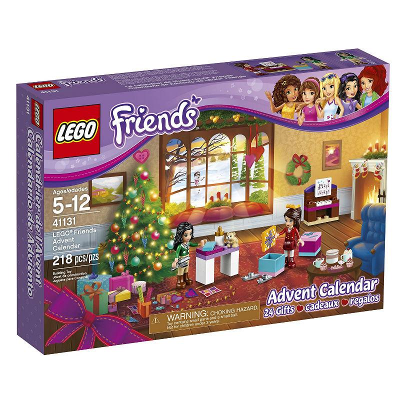 kalendarz adwentowy lego friends 41131