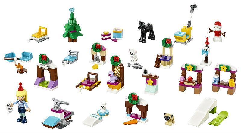 kalendarz-lego-friends-41326-zawartosc