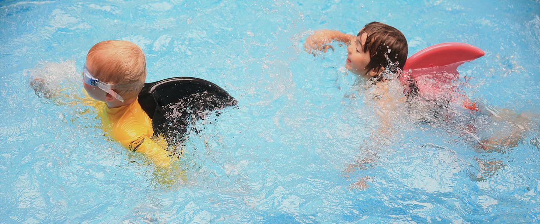 naturalna nauka pływania