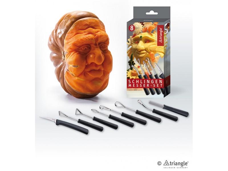 profesjonalne narzędzia do rzeźbienia warzyw