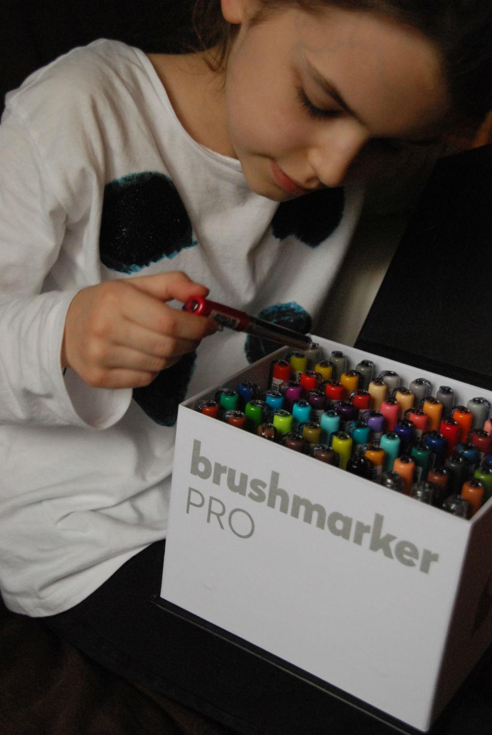 markery karin dla dzieci