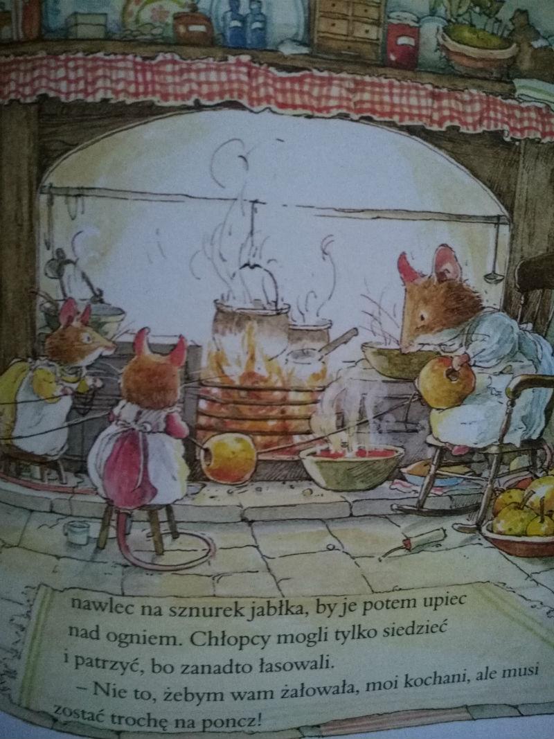 książka dzieci zimowe wieczory