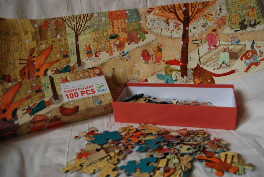 puzzle dla dzieci z wadą wzroku