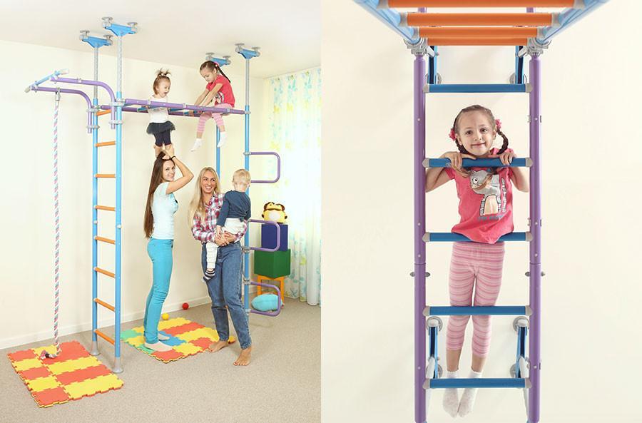 przyrząd do ćwiczeń dla dzieci w domu